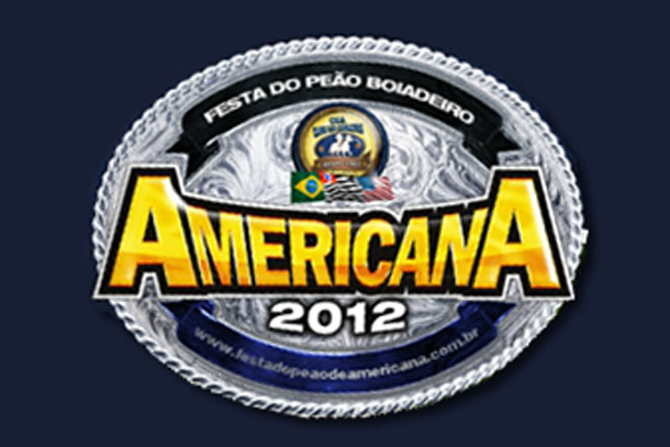 rodeio de americana 2012