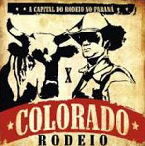 Logotipo do Rodeio de Colorado de 2013