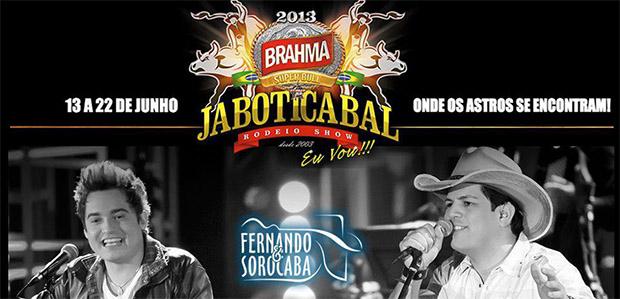 Rodeio de Jaboticabal 2013