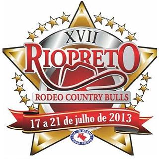 Rio Preto Rodeio Country Bulls 2013