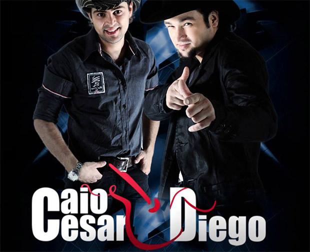 Caio Cesar e Diogo no Rodeio Tujunguaba 2013