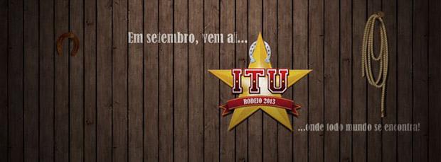 Rodeio Itu 2013
