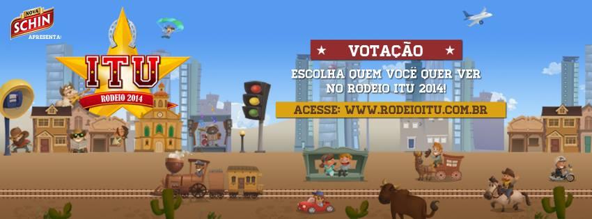 Rodeio de Itu 2014